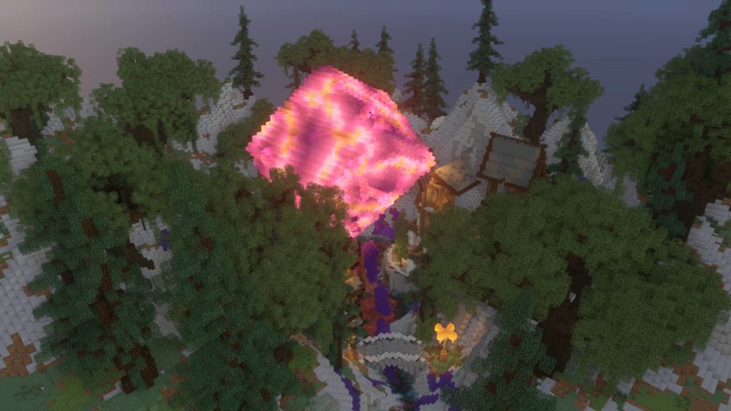 Energy Core Village