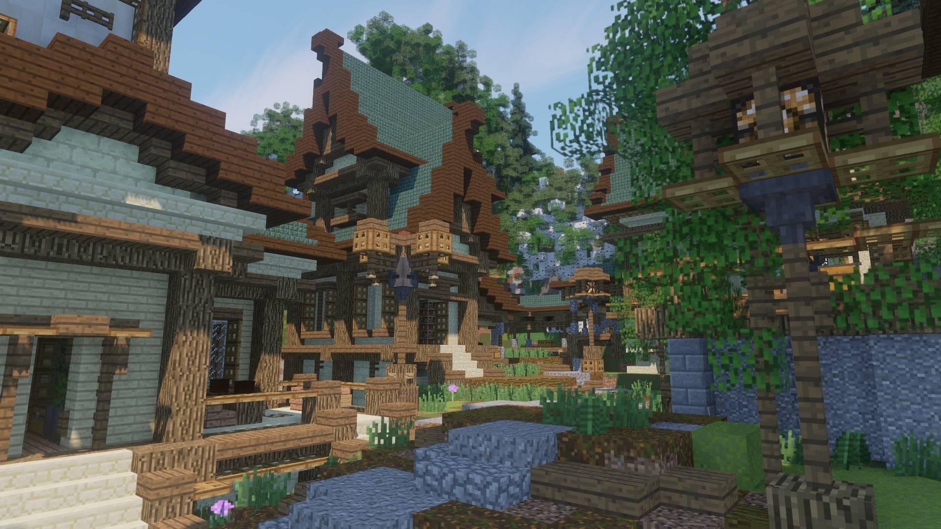 Medieval valley 1
