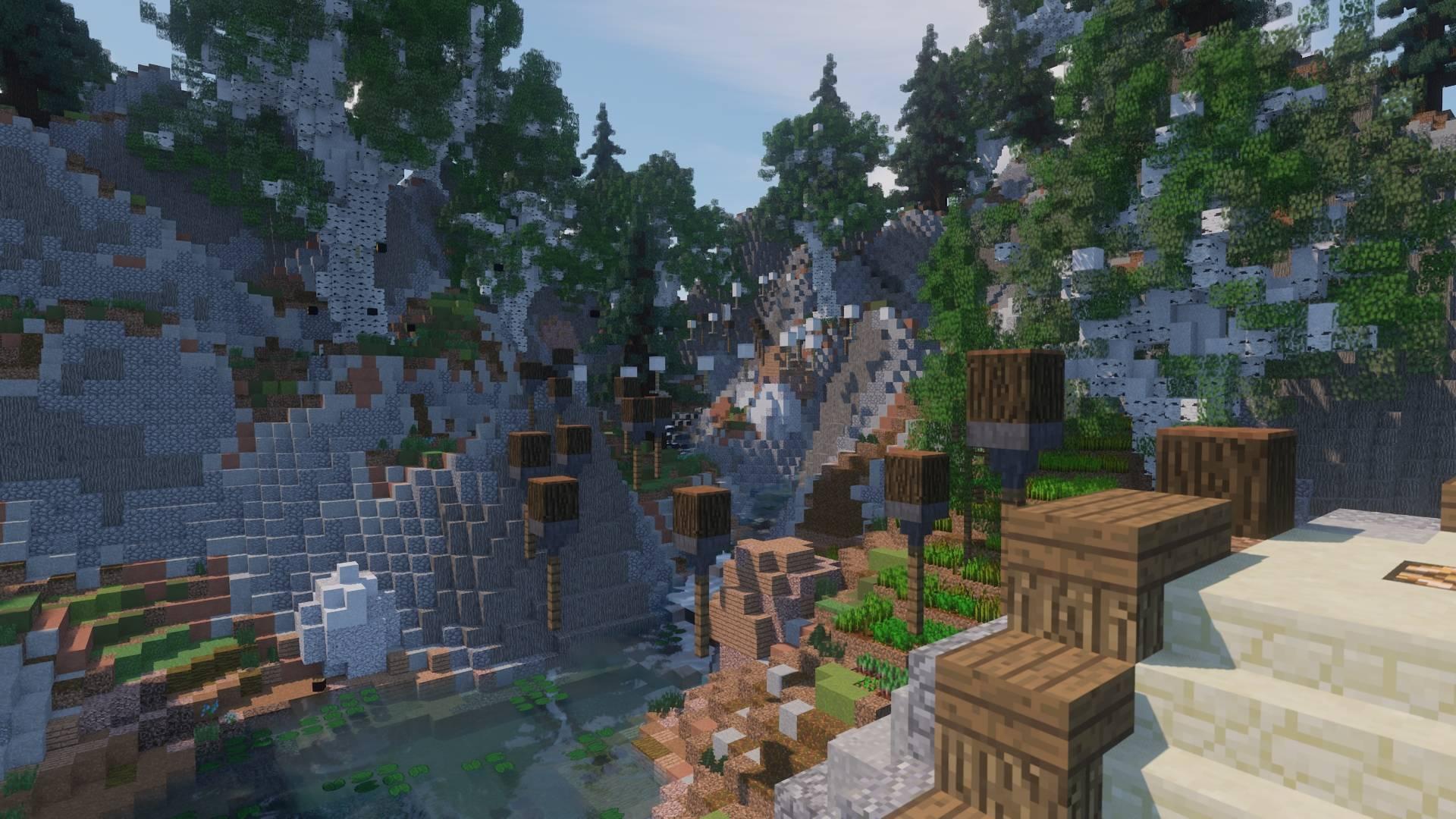 Medieval valley 2