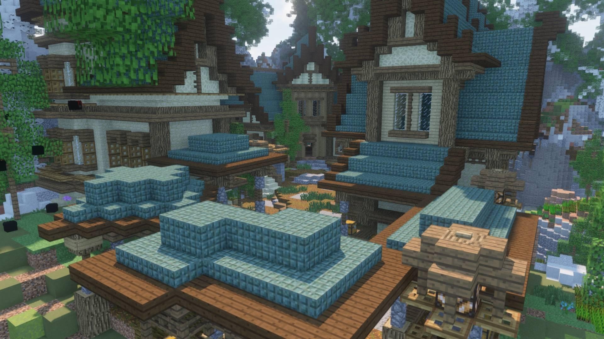 Medieval valley 4