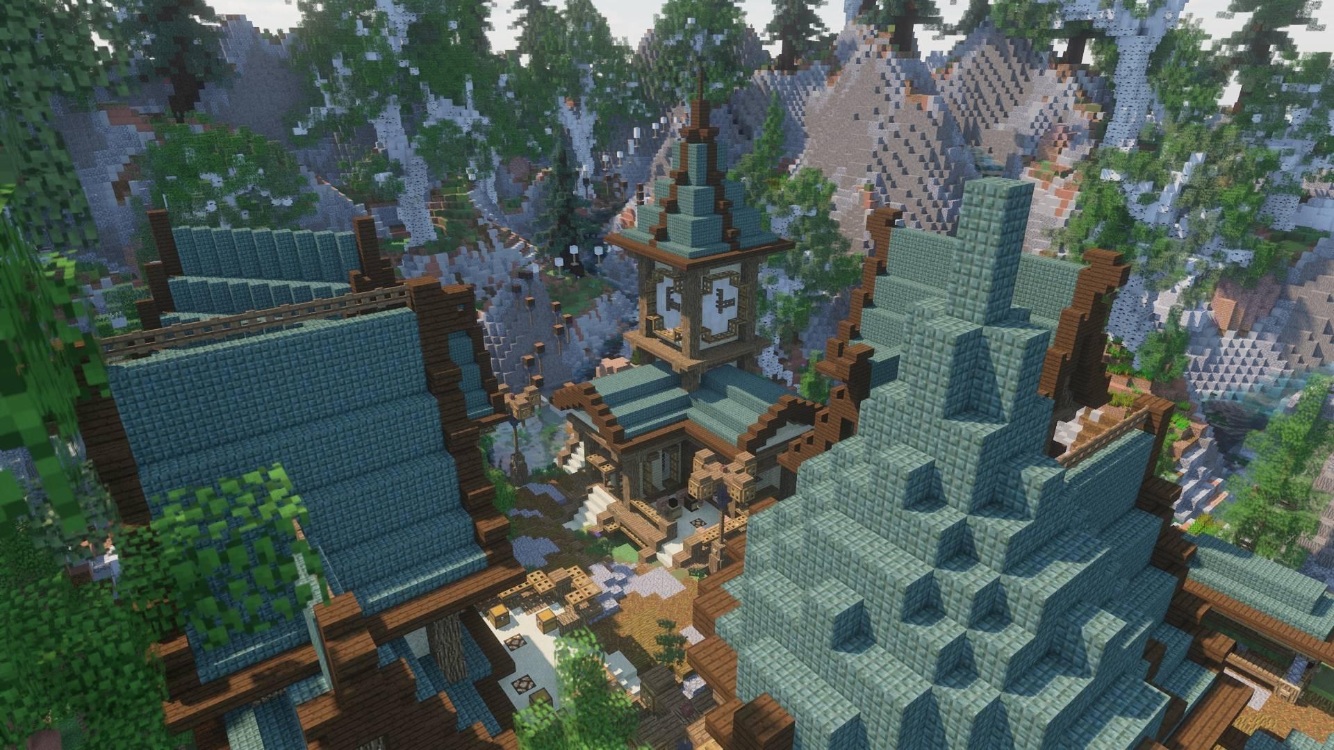 Medieval valley 5