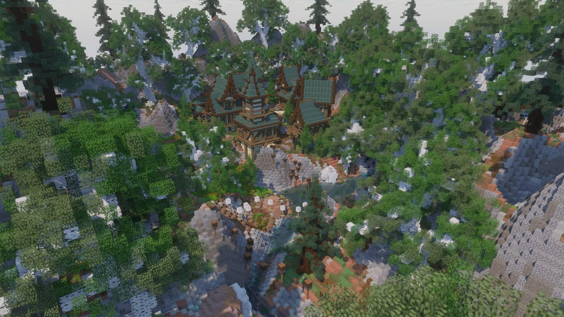 Medieval valley 8
