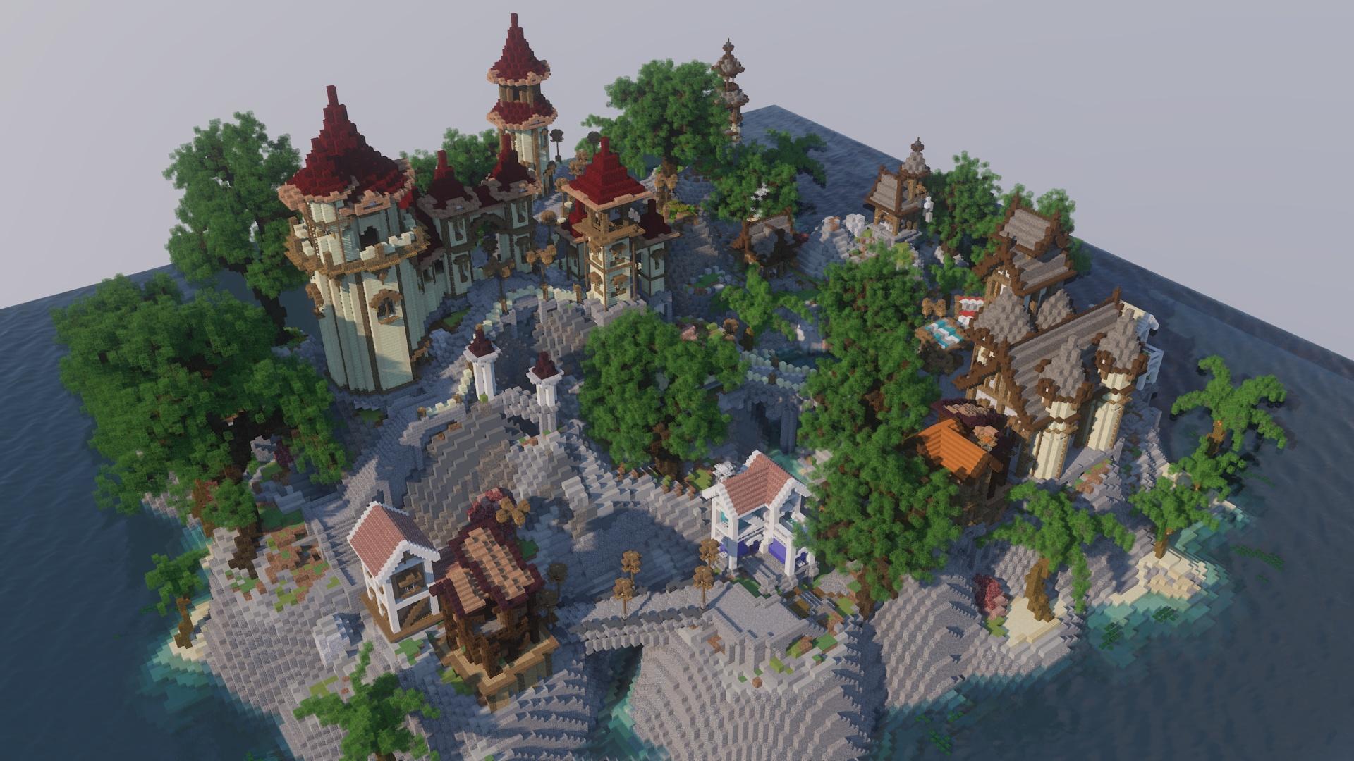 Spanish city island11