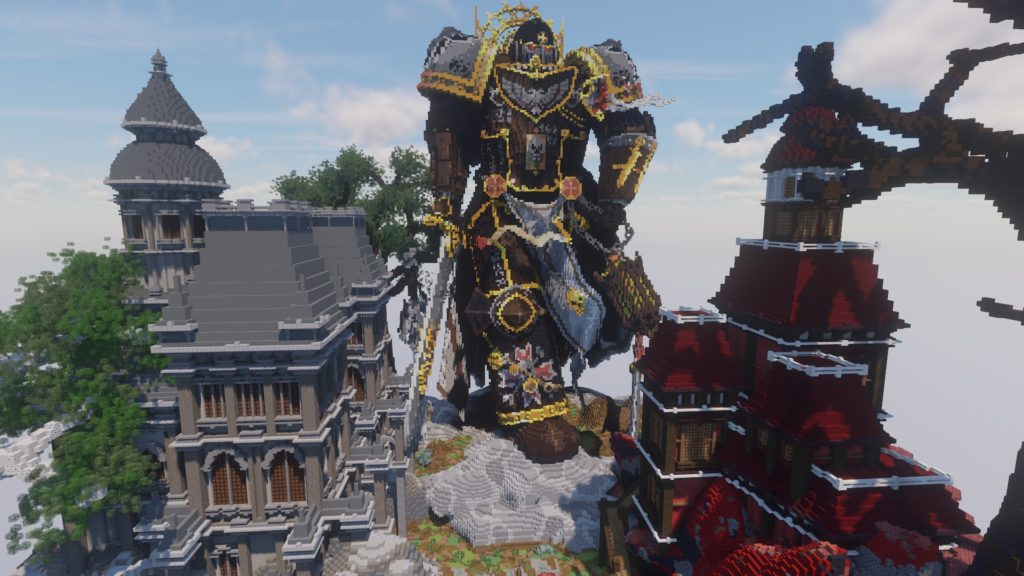 Warhammer 40000 oversized